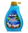 مایع دستشویی 2 لیتر اکتیو - آبی