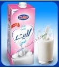 شیر کم چرب میهن یک لیتر
