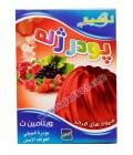 پودر ژله JELLY - میوه های قرمز