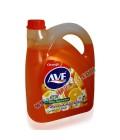 مایع دستشویی 4 لیتر اوه - پرتقال